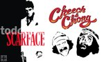 Scarface y Cheech and Chong