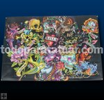 "Ed Hardy ""Tattoo Collage"" Wall Banner"